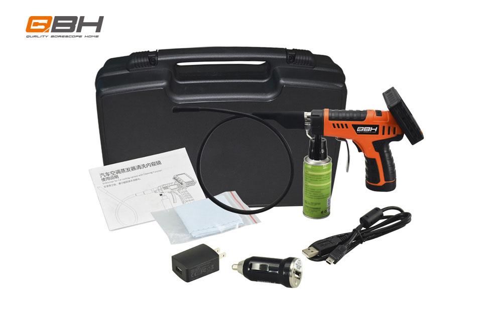 Cleaning Borescope Hire